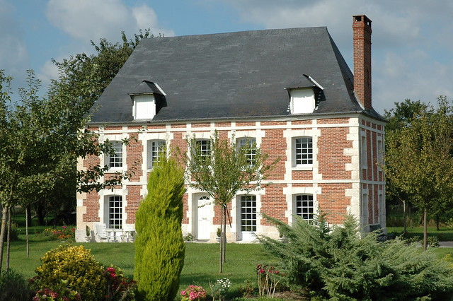 Normandie,France,Herteauville