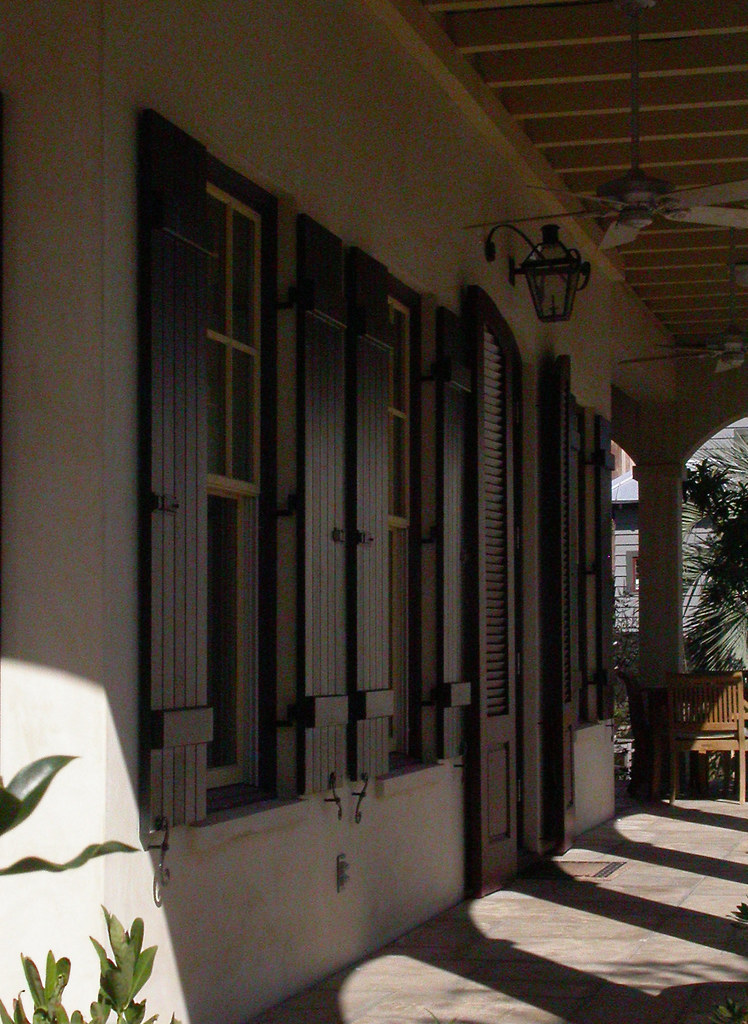 Good Millwork Wood Shutters Exterior Our Fanatical Approa Flickr