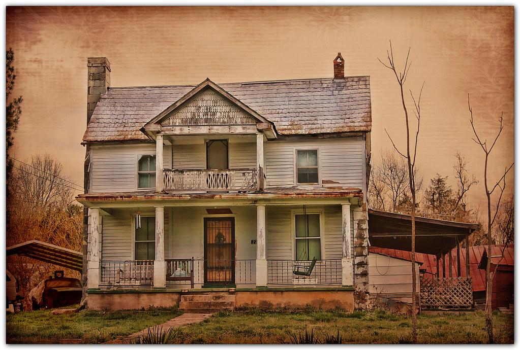 Vintage Farmhouse bluebird218