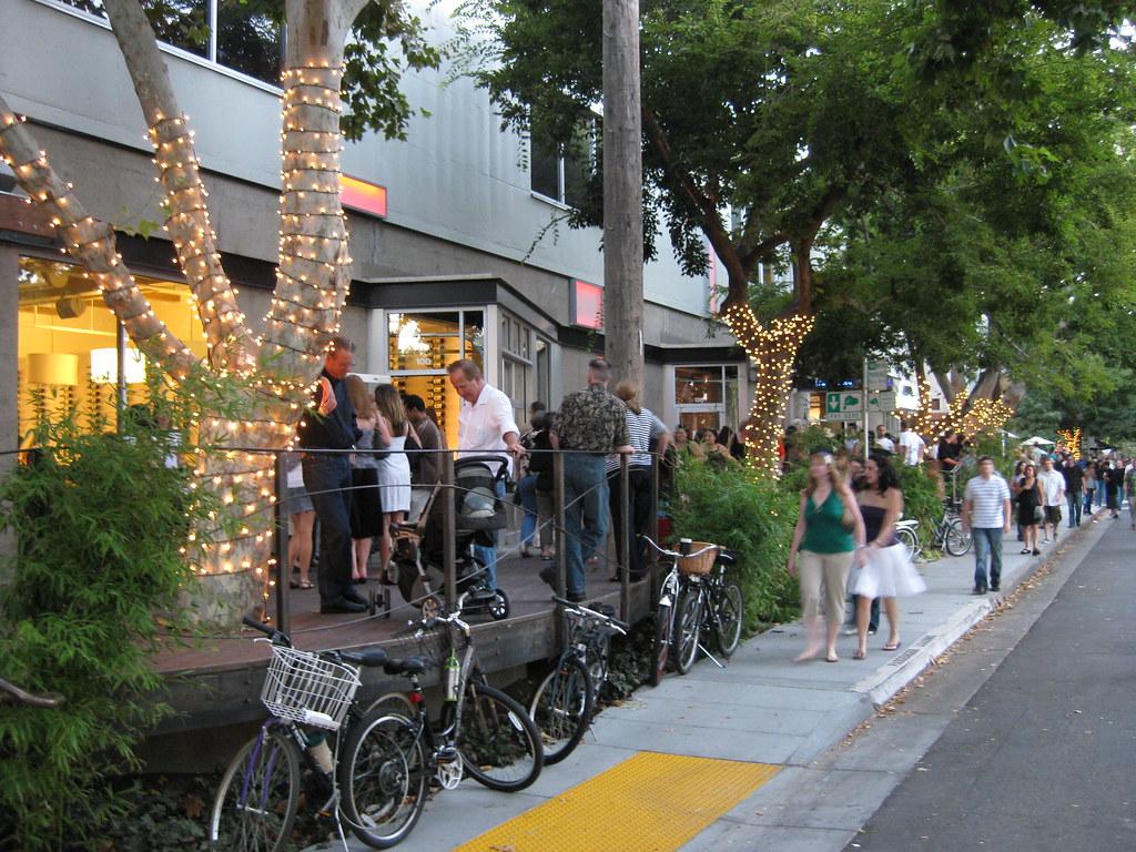 Restaurants Downtown St Helena