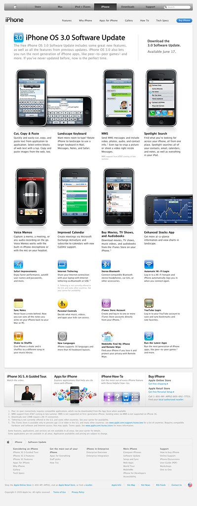 new iphone software update apple iphone 3 0 software update www apple iphone 5053