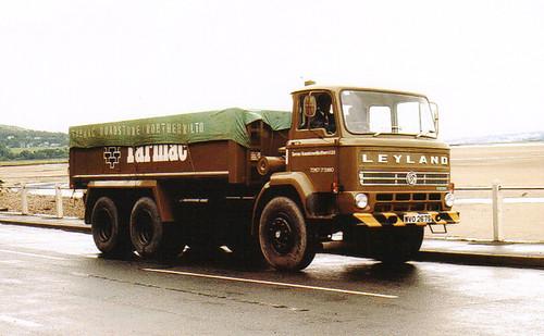 Tarmac Leyland Reiver Tipper 4 Flickr Photo Sharing