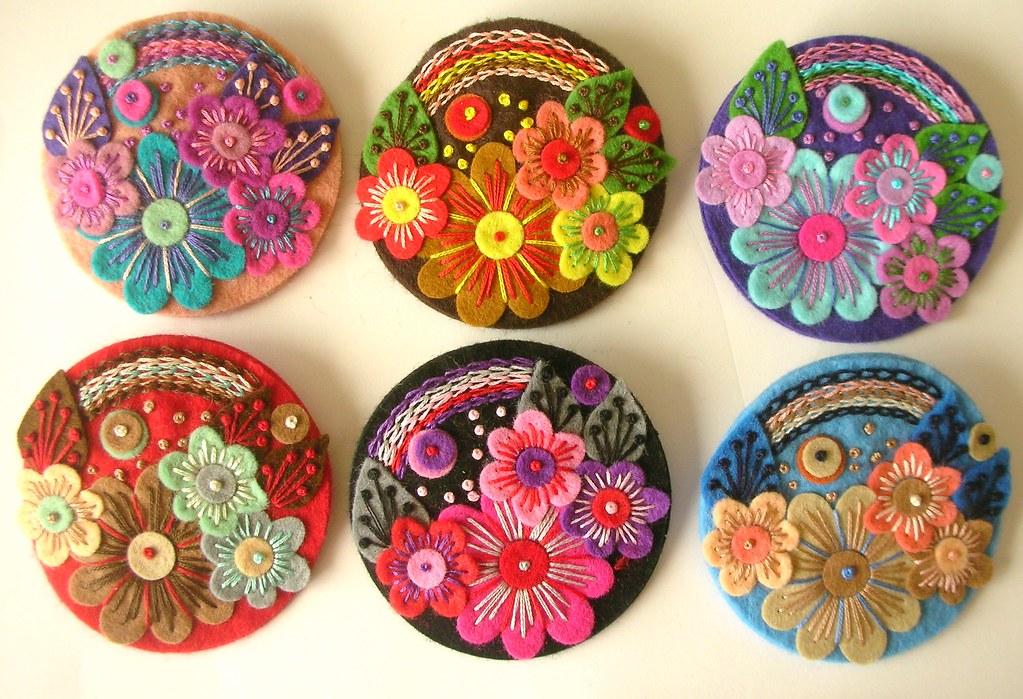 Felt Fabric Craft Ideas