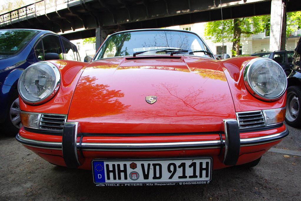Porsche 911t Quot Sportomatic Quot Jens Lilienthal Flickr