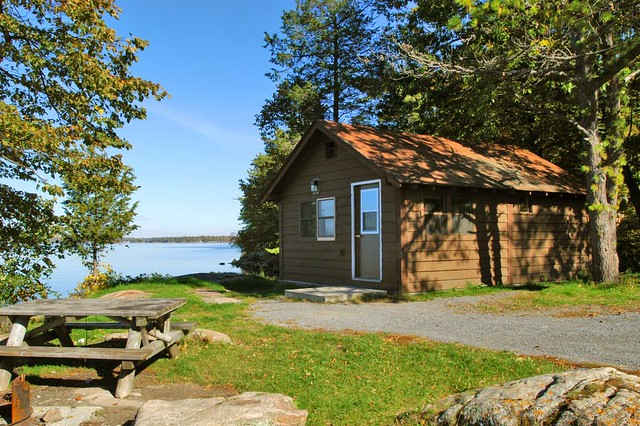 Attrayant ... Wellesley Island Rental Cabin, NY State Park | By NYS Parks And Sites