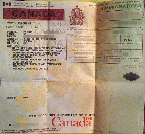 how to cancel my study permit in canada