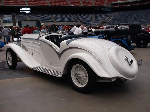 Classic Car Show Houston Reliant