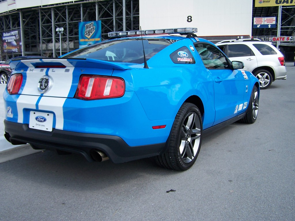 Shelby New Car