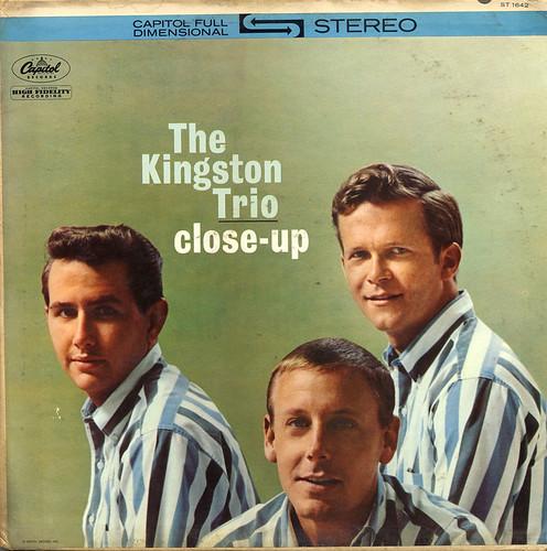 Kingston Trio* Kingston Trio, The - String Along