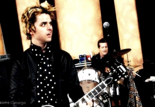 billie joe armstrong and tre cool relationship