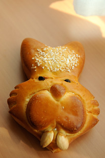 Easter bunny bread | by maki