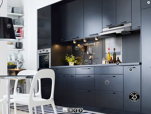 ikea kitchen flickr photo sharing. Black Bedroom Furniture Sets. Home Design Ideas