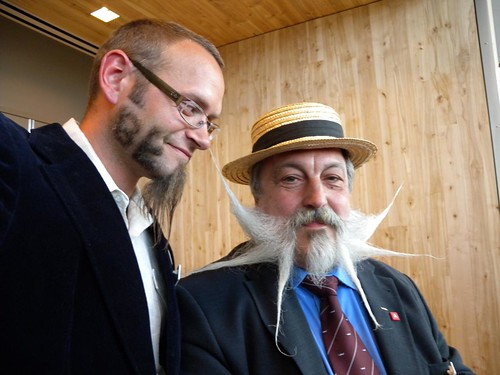 World Beard and Moustache Championship - Roland van Den Bremt | by zieak