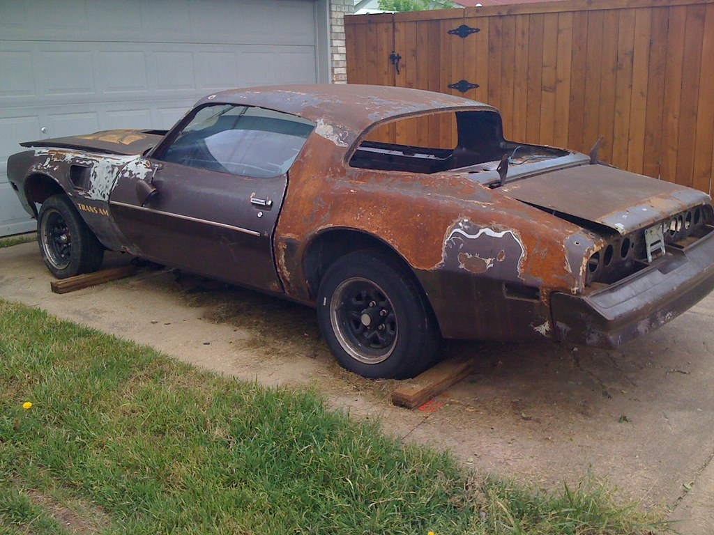 Old Beat Up Classic Cars For Sale