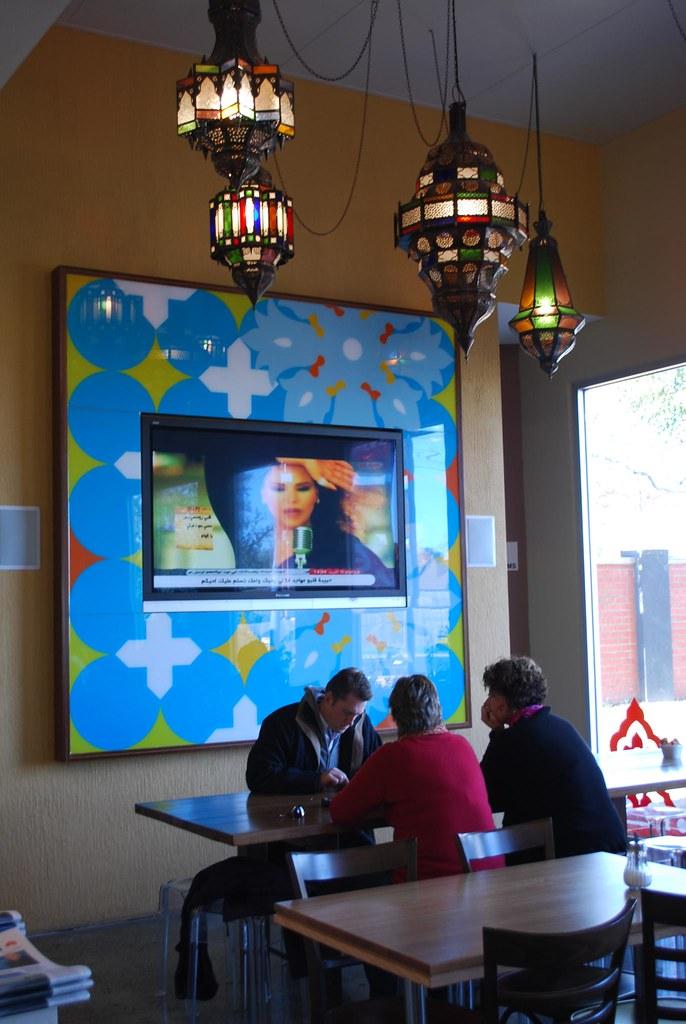Cafe De Oasis Chiang Mai Menu