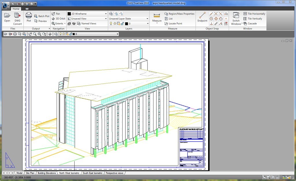 Autodesk dwg trueview 2010 free dwg viewer from autodesk Online cad editor