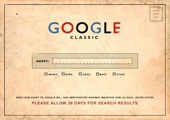 Google Classic: Please Allow 30 Days for your Search Results (Original artist unknown) #Google | by dullhunk