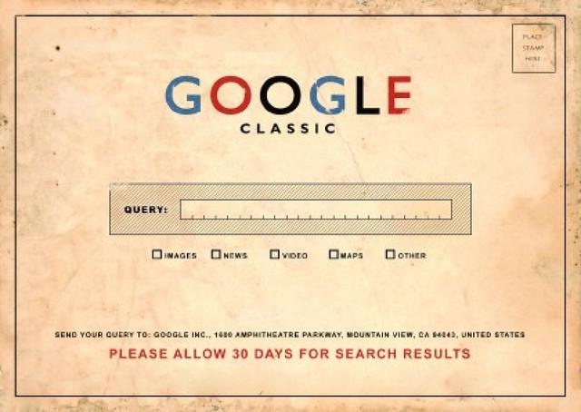 LA CHRONIQUE – Ma course aux SERP Google