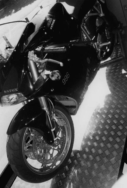 Ducati  Matrix Production Numbers