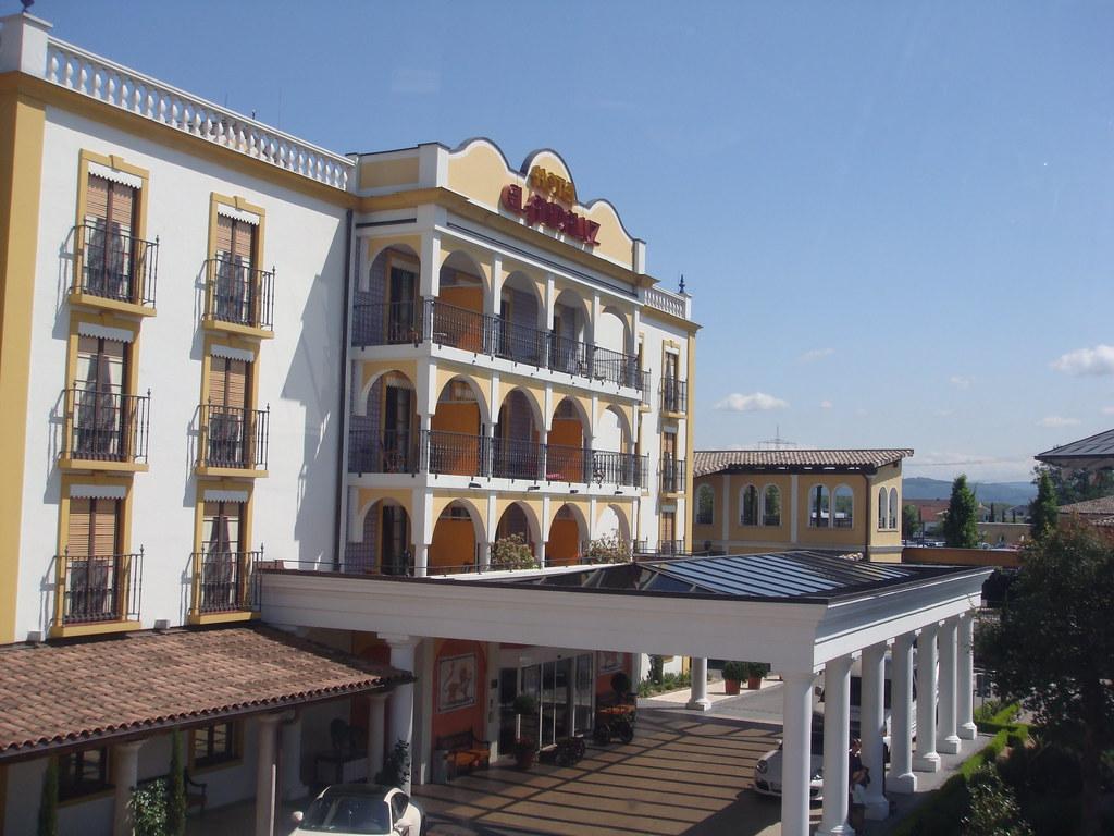 Hotel Europa Park Lido Spina