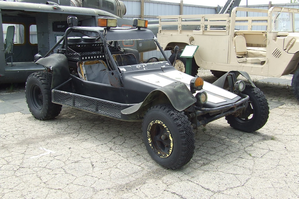 Vw Dune Buggy >> Army Dune Buggy | At the Russell Military Museum | nick123n | Flickr