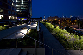High Line at night | by TrespassersWill