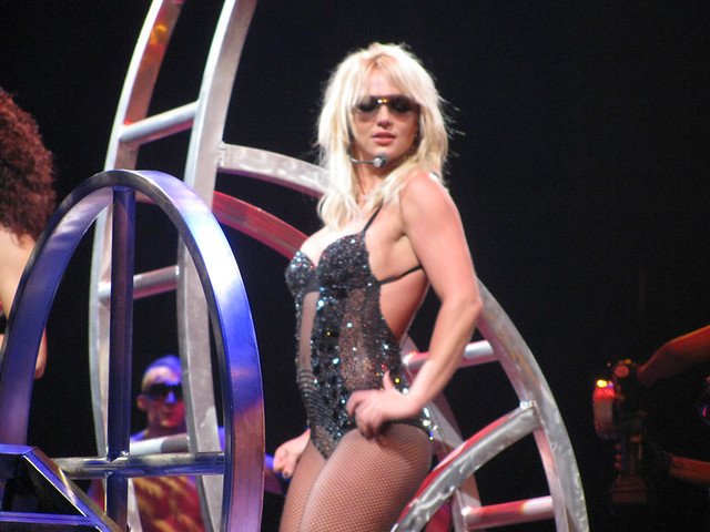Remarkable, britney spears circus tour vagina apologise, but