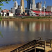 Cincinnati -  Skyline from Newport Kentucky Riverfront
