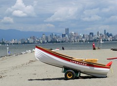 Spanish Banks & Vancouver | by Danny Ko