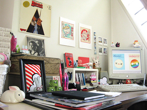 Dolly O. Workspace | by Dolly Oblong