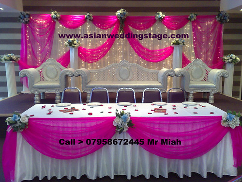 Stage Wedding Photo Wedding Pink Stages | by