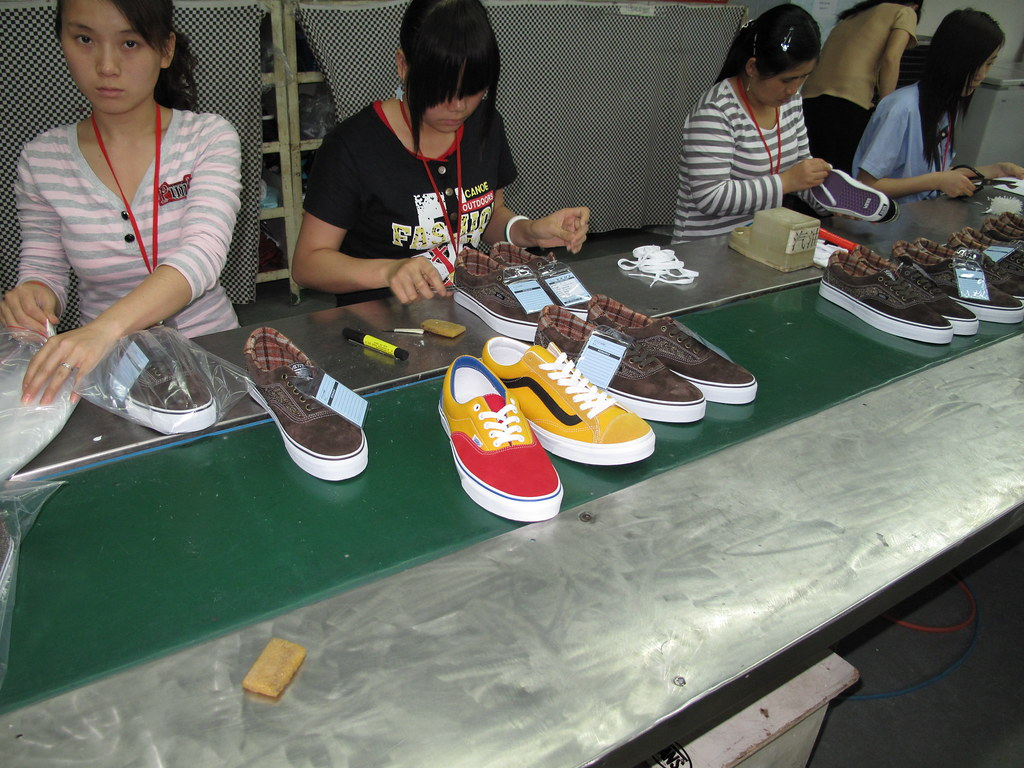 Vans China Factory | V...