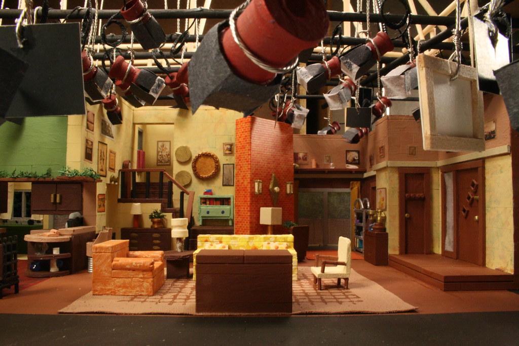 Weird Al Living Room