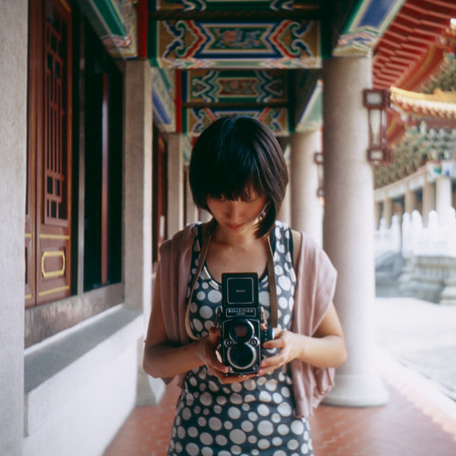 Rollei Queen & Rolleiflex 2.8GX | by *嘟嘟嘟*