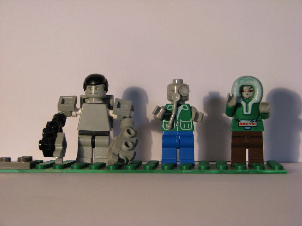 Left 4 Dead Lego Super Zombies My Custom Tank Smoker An H Flickr