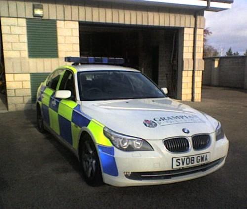polis beemer inverurie 08 bmw grampian police patrol car flickr. Black Bedroom Furniture Sets. Home Design Ideas