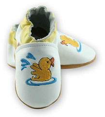 Leather Infant Walking Shoes