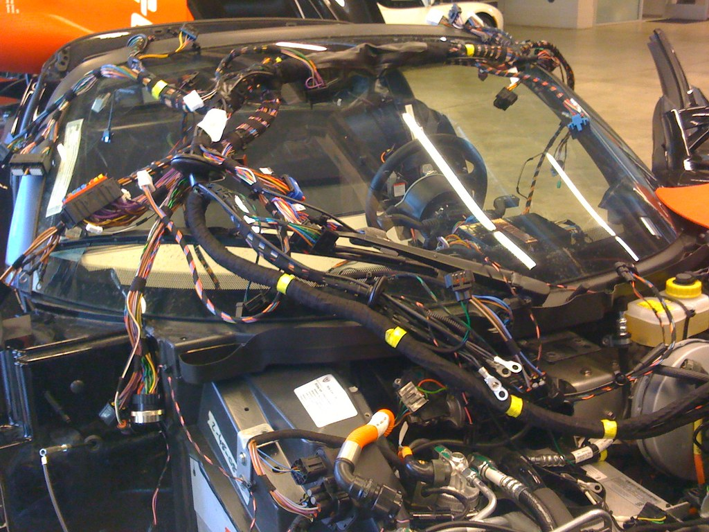 Tesla Motors Wire Harness Auto Electrical Wiring Diagram Files
