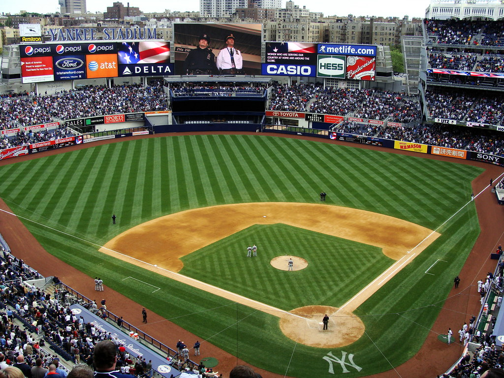new vs old yankees stadium 2009-05-22  with the slugging phillies heading into the bronx to face the streaking yankees,  yankee stadium: biggest joke in baseball by post staff report  the dimensions of the new stadium are identical to the old one:.