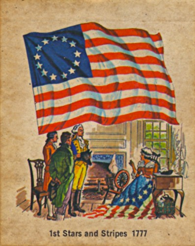 1777 - 1st Stars and Stripes | by Marxchivist