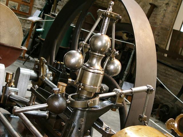 R gulation de la machine vapeur merlin r gulation de for Machine vapeur cuisine