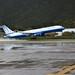 Wet St. Thomas Takeoff