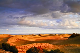 Dunes of Maspalomas 2009 Gran Canaria | by Holland Foto Art (sometimes on, mostly off)