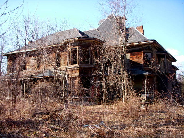Abandoned Mansion A Very Cool House Abandoned Many Years Pete
