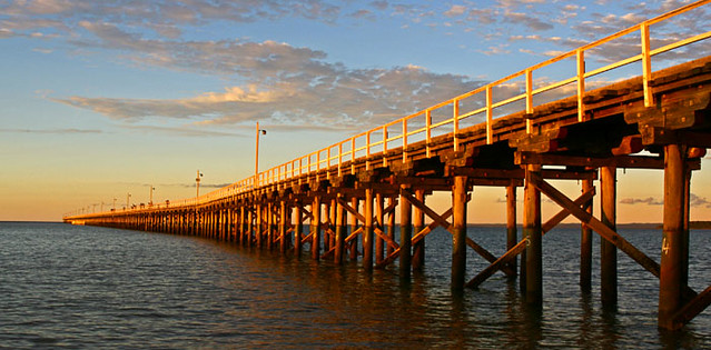 Hervey Bay Queensland Australia Urangan Pier Img_3704_h