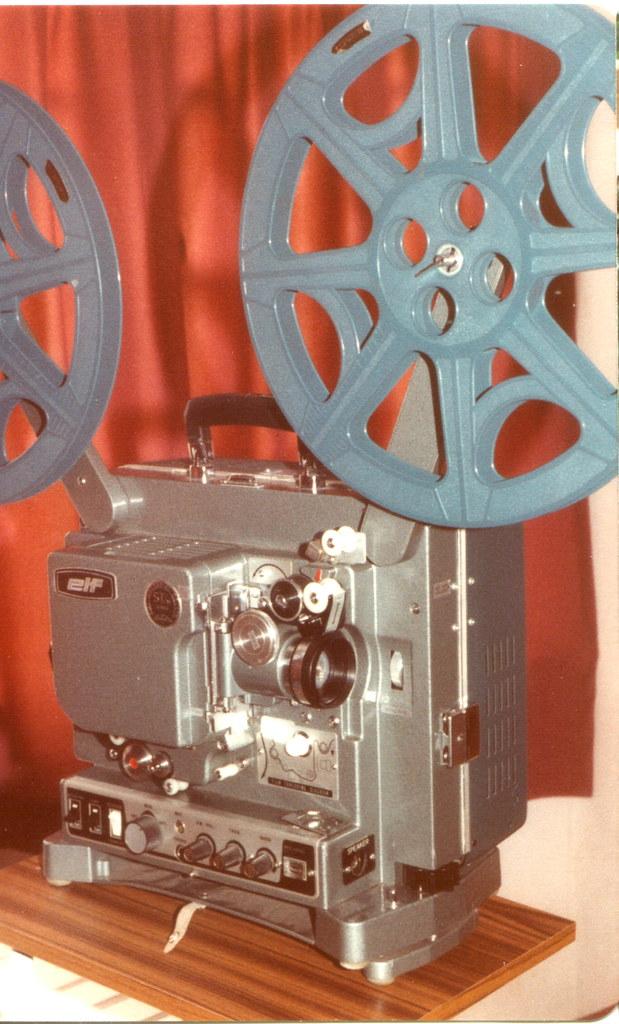 Elf 16mm Projector manual