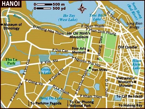 Hanoi Map Best Best My Family Had A House In Old Quarter