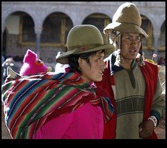 happy family in Cusco  of Peru | by maios