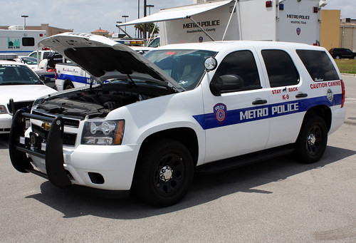 metro police houston texas k 9 chevrolet tahoe flickr photo sharing. Black Bedroom Furniture Sets. Home Design Ideas