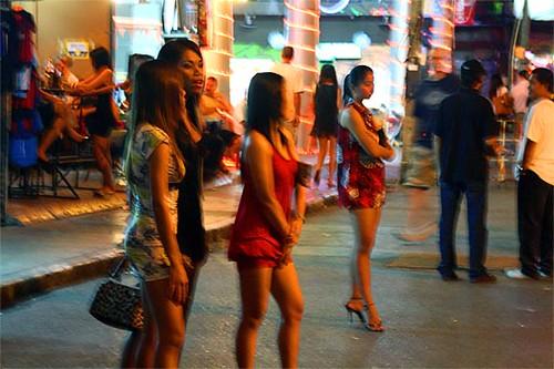Patong Street Girls  More At Wwwphuketnightlifecentral -7606
